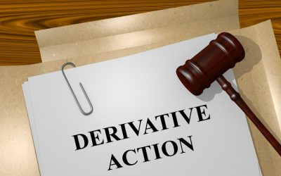 Derivative Action – Member Bringing an Action